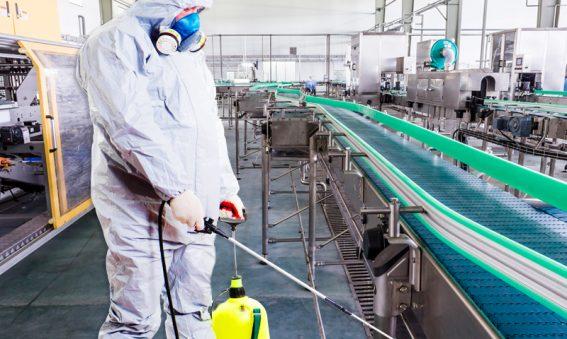 carne de aplicador de biocidas