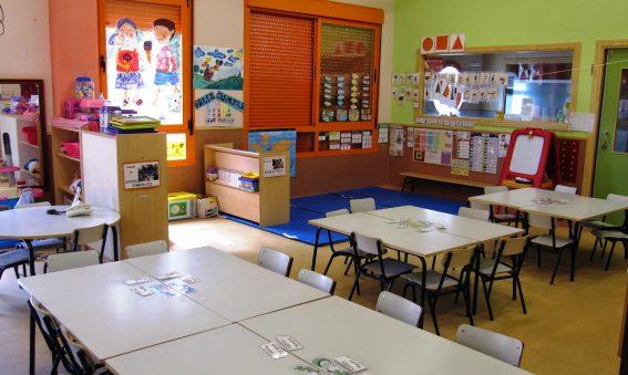 metodo montessori en aula publica